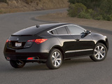 Acura ZDX (2009) pictures