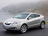Acura ZDX (2009) wallpapers