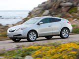 Pictures of Acura ZDX (2009)