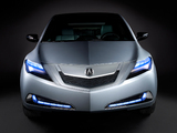 Acura ZDX Prototype (2009) wallpapers