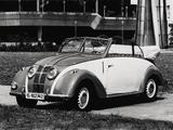 Adler 2.5 Liter Cabriolet (1937–1939) photos