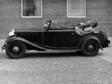 Adler Standard 8 2-door Cabriolet (1928–1933) photos