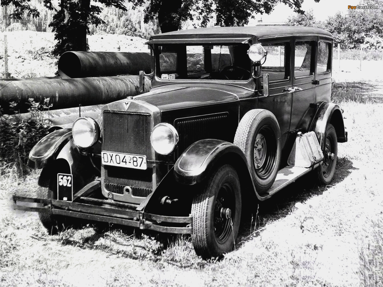 Photos of Adler Standard 8 4-door Limousine (1928–1933) (1280 x 960)