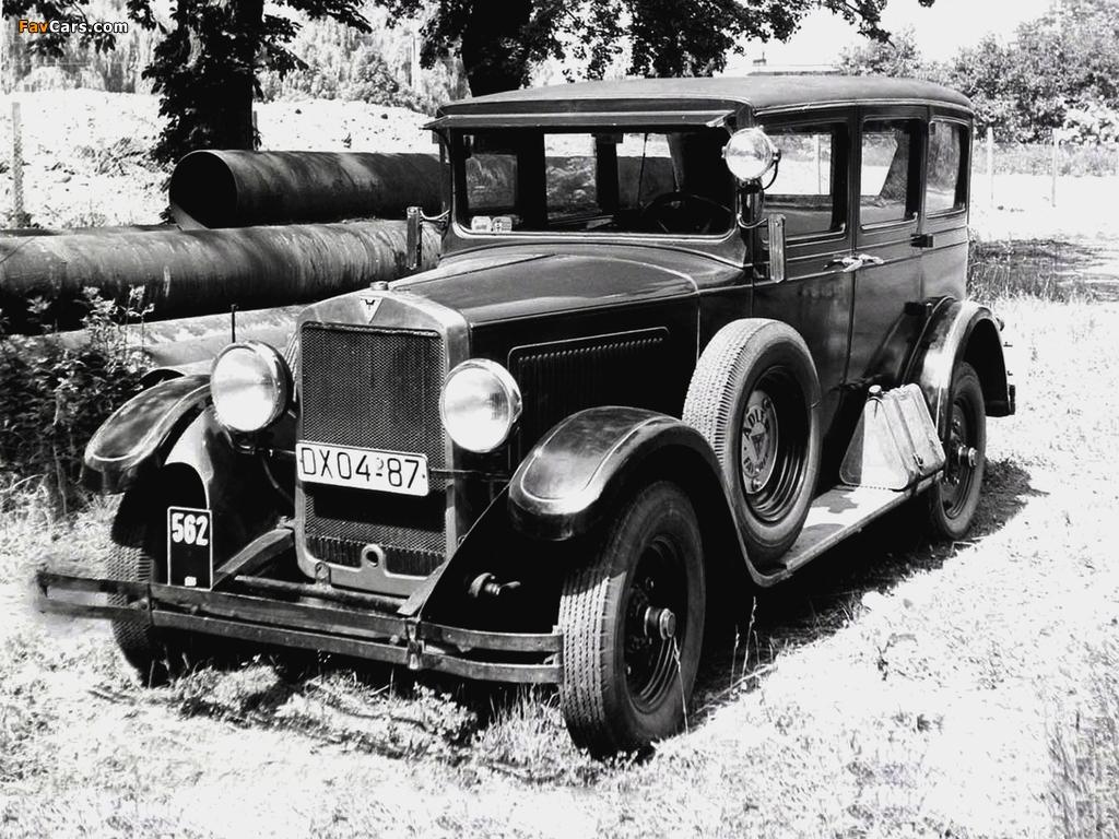 Photos of Adler Standard 8 4-door Limousine (1928–1933) (1024 x 768)