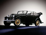 Adler Trumpf 1.7 AV Cabriolet (1933–1936) wallpapers