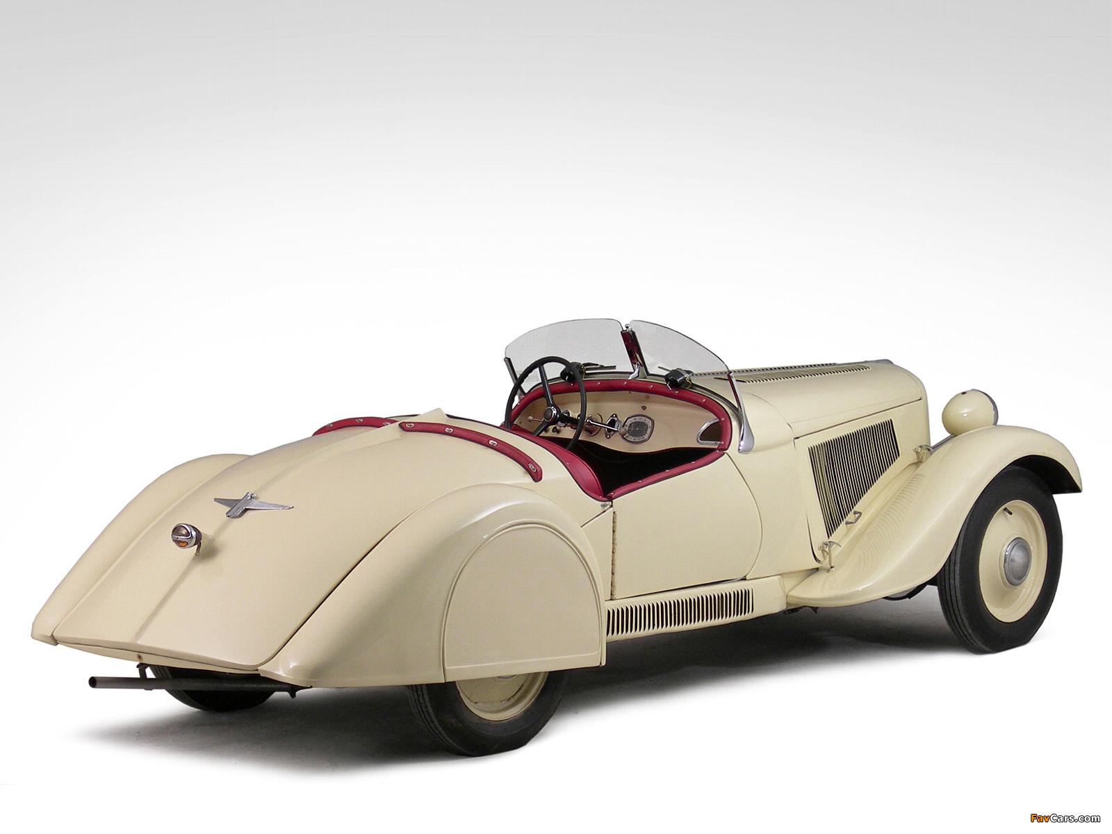 Adler Trumpf Junior Sport Roadster (1935–1937) images (1600 x 1200)