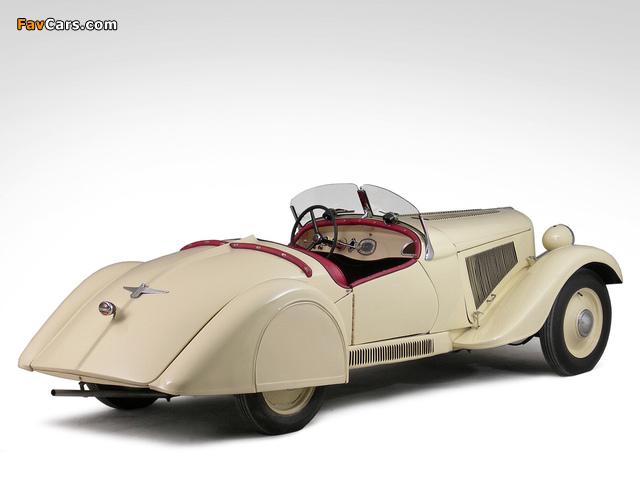 Adler Trumpf Junior Sport Roadster (1935–1937) images (640 x 480)
