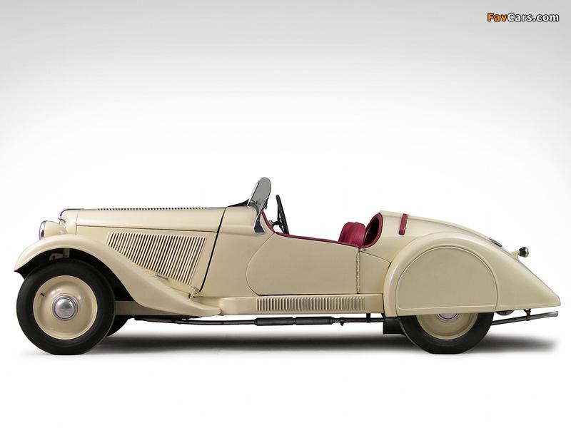 Photos of Adler Trumpf Junior Sport Roadster (1935–1937) (800 x 600)