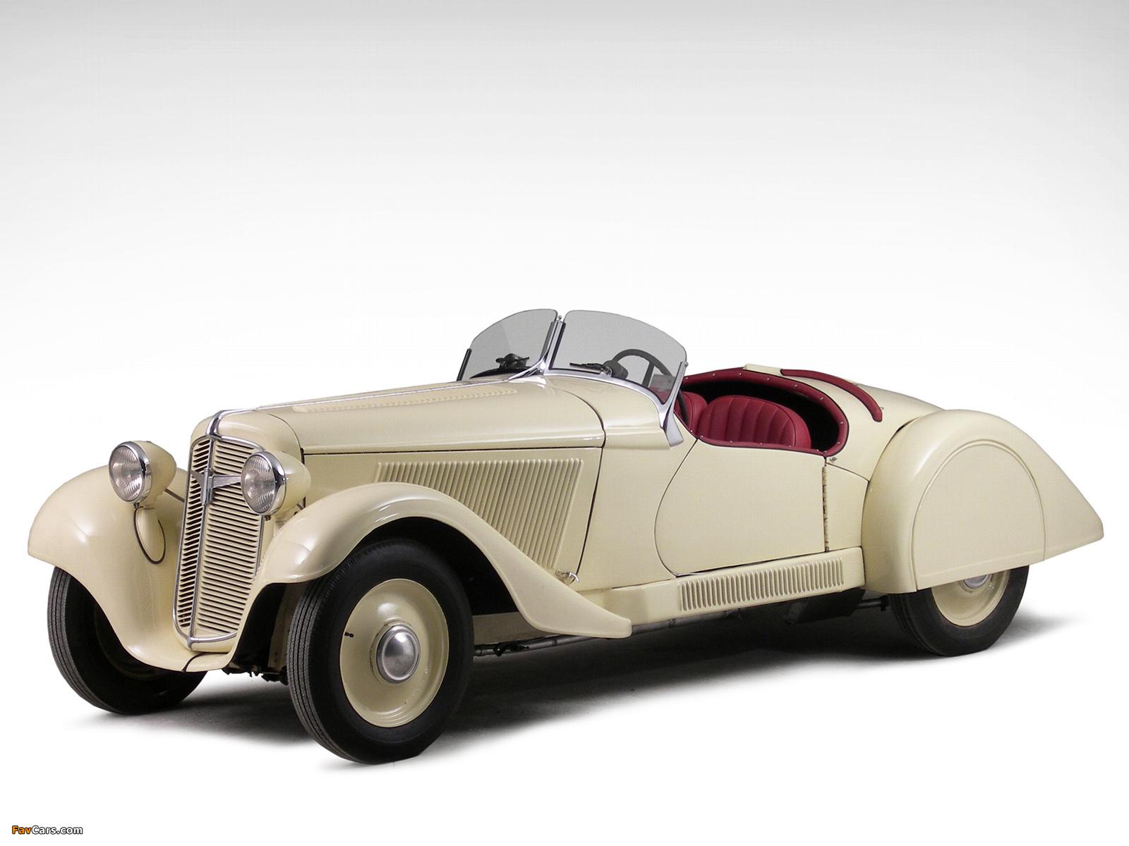 Photos of Adler Trumpf Junior Sport Roadster (1935–1937) (1600 x 1200)