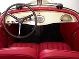 Pictures of Adler Trumpf Junior Sport Roadster (1935–1937)
