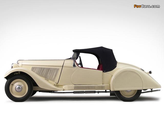 Adler Trumpf Junior Sport Roadster (1935–1937) wallpapers (640 x 480)