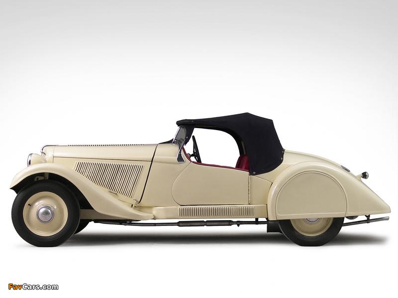 Adler Trumpf Junior Sport Roadster (1935–1937) wallpapers (800 x 600)
