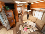 Pictures of Adria Coral S670 SLL (2010)