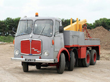 AEC Mammoth Major 8 MkV Tow Truck G8RA (1959–1966) photos