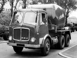 AEC Mammoth Major 6 MkV Mixer G6RA (1959–1966) pictures