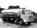 AEC Mammoth Major 8 MkV Tanker G8RA (1959–1966) pictures
