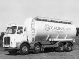 Images of AEC Mammoth Major 8 MkV Tanker G8RA (1959–1966)