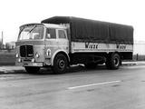 AEC Mandator G4LA (1964) photos