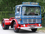 Pictures of AEC Mandator TG4RA (1965–1978)