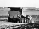 Pictures of AEC Matador 8x8 Goverment Roadtrain Concept (1934)