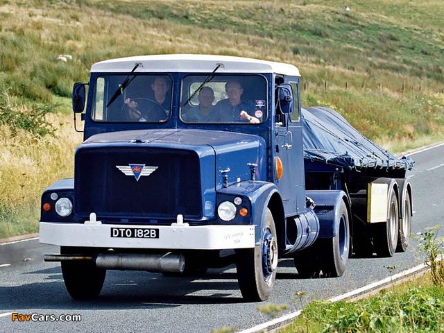 Images of AEC Mogul 4х2 GB4LA (1959–1967) (640 x 480)