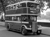 AEC Regent III PT (1938–1942) photos