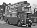 AEC Regent III PT (1938–1942) pictures