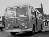 Pictures of AEC Reliance Weymann C41 (1957)