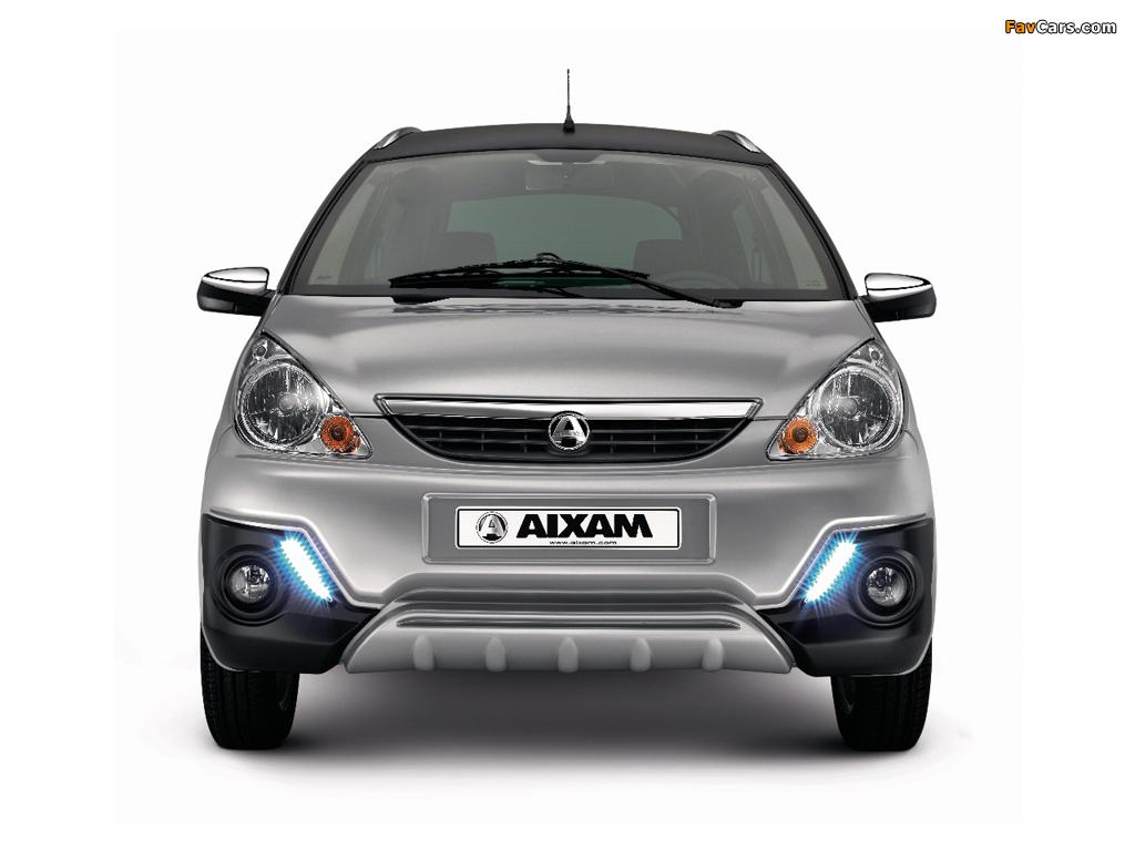 Photos of Aixam Crossover (2011) (1024 x 768)