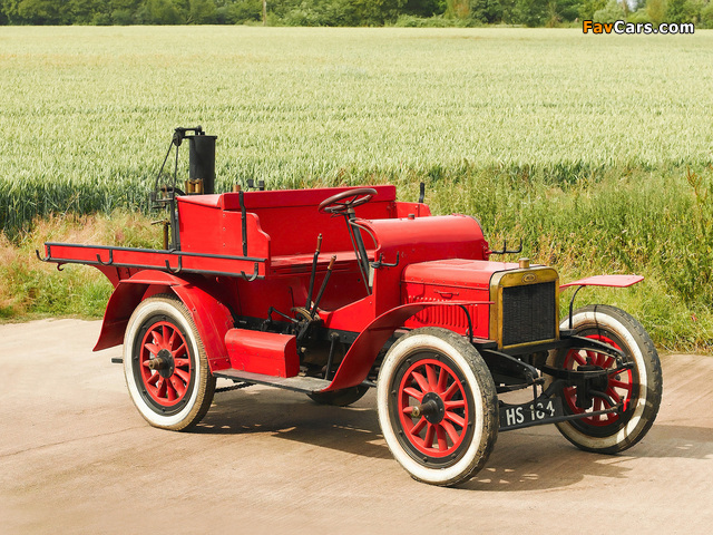 Photos of Albion 16 HP Estate Fire Engine (1906) (640 x 480)