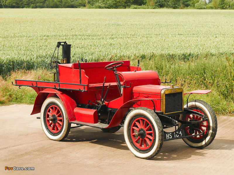 Photos of Albion 16 HP Estate Fire Engine (1906) (800 x 600)