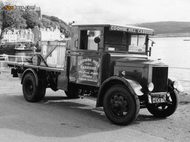Photos of Albion CL122 (1935–1940) (640 x 480)