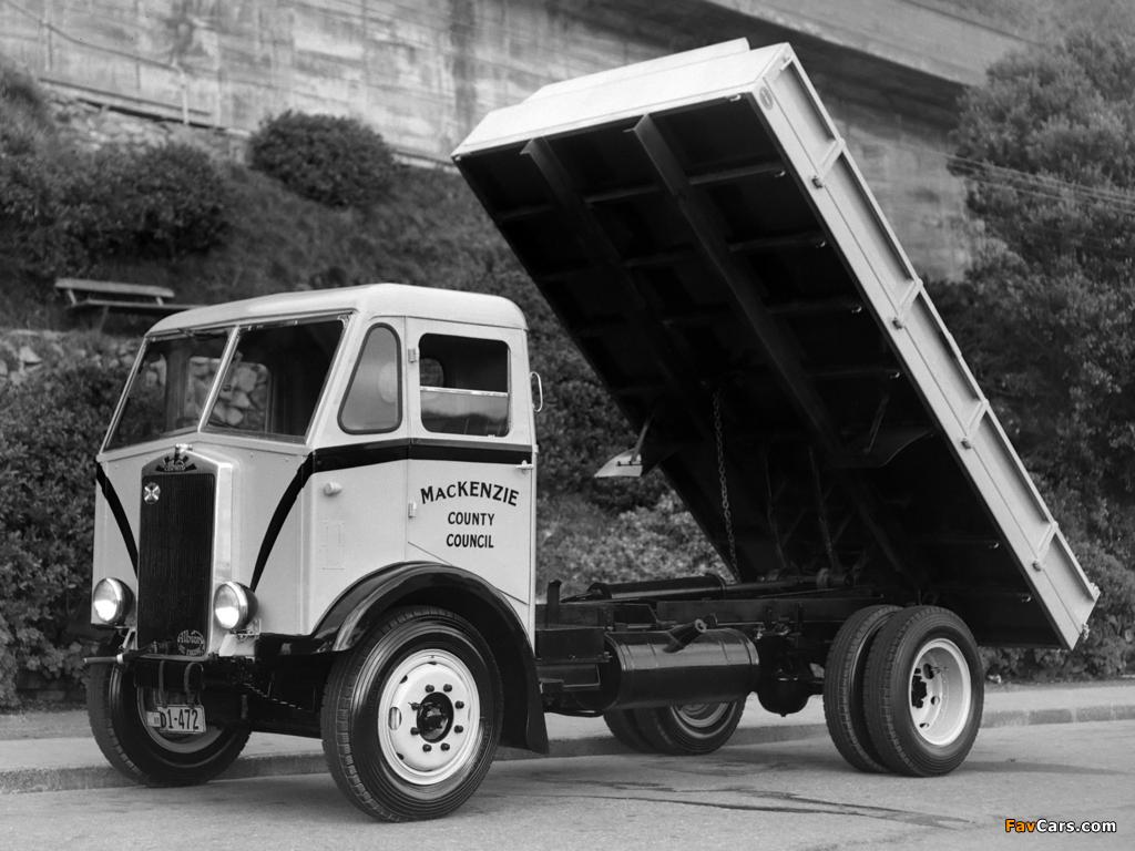 Photos of Albion Clansman FT35 (1948–1952) (1024 x 768)