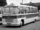 Pictures of Albion VT21L Duple Firefly C41F (1964)