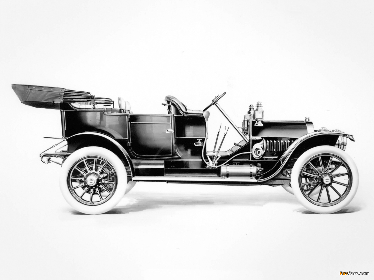 ALCO Model 4-40 Toy Tonneau Touring (1910–1912) wallpapers (1280 x 960)