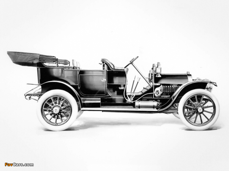 ALCO Model 4-40 Toy Tonneau Touring (1910–1912) wallpapers (800 x 600)