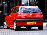 Alfa Romeo 145 Quadrifoglio Verde 930A (1995–1999) photos
