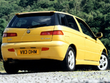 Alfa Romeo 145 UK-spec 930A (1999–2000) images