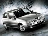 Photos of Alfa Romeo 145 930A (1999–2000)