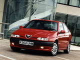 Alfa Romeo 146 Ti UK-spec (930B) 1996–99 photos