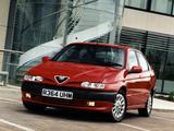 Alfa Romeo 146 Ti UK-spec (930B) 1996–99 photos