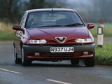 Alfa Romeo 146 Ti UK-spec (930B) 1996–99 pictures