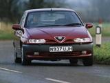 Alfa Romeo 146 Ti UK-spec (930B) 1996–99 pictures