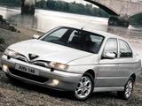 Images of Alfa Romeo 146 Ti UK-spec 930B (1999–2000)