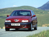 Pictures of Alfa Romeo 146 Ti UK-spec (930B) 1996–99