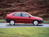 Alfa Romeo 146 Ti UK-spec (930B) 1996–99 wallpapers
