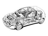 Alfa Romeo 147 Super Produzione Concept SE087 (2000) images