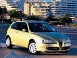 Alfa Romeo 147 3-door 937A (2000–2004) images
