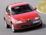 Alfa Romeo 147 3-door 937A (2000–2004) photos