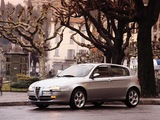 Alfa Romeo 147 5-door 937B (2001–2004) images